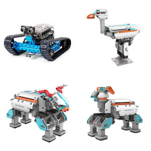 【先取り!】プログラミングロボットを作ろう!