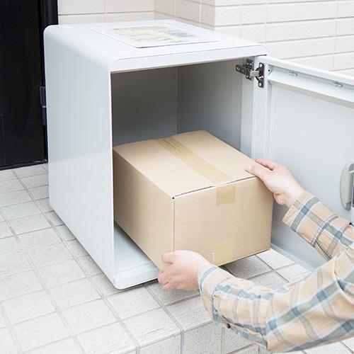 【社会】社会問題を解決!? 宅配ボックスを使ってみよう