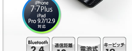 iPhone 5 iPad mini iPad第4世代対応