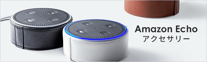 Amazon echo accessory特集