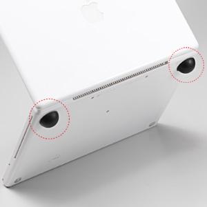 ノートパソコンスタンドボール 100-MR009