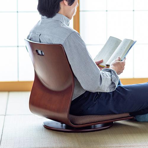 曲木座椅子