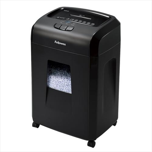 30MC フェローズ電動シュレッダー(業務用・マイクロカット・15枚細断・連続30分使用・CD/DVD・カード対応)
