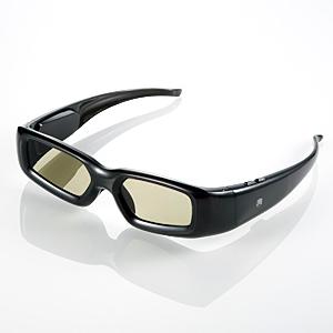 【クリックで詳細表示】【わけあり在庫処分】 3Dメガネ(各社3Dテレビ対応・アクティブシャッター方式、フレームシーケンシャル方式対応) 400-3DGS001