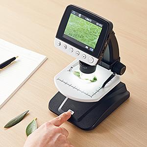 デジタル顕微鏡 据え置き型タイプ おすすめ
