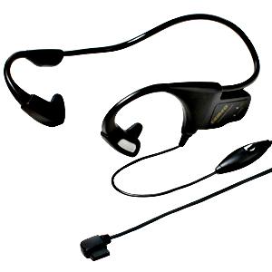 【クリックで詳細表示】TEMCO骨伝導ヘッドセット(携帯電話用) 400-HS006