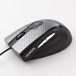 【クリックでお店のこの商品のページへ】レーザーマウス(NORTEK Egos 8 Laser) 400-MA012