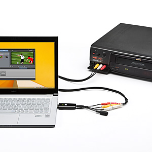 USBビデオキャプチャー
