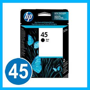 【クリックでお店のこの商品のページへ】HP プリントカートリッジ hp45 51645AA003