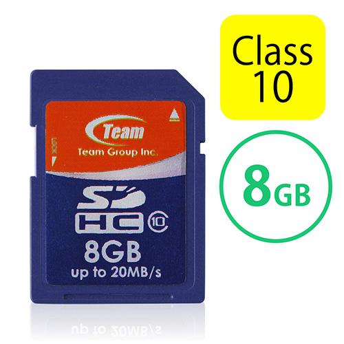 SDカード(SDHCカード・8GB・Class10)