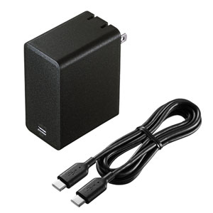 USB Power Delivery対応AC充電器(45W)