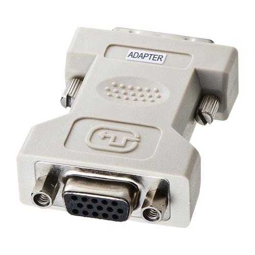 【期間限定価格】DVIアダプタ(変換・VGA-DVI)
