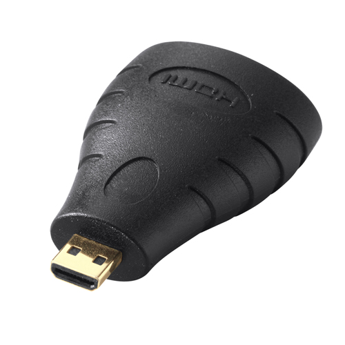 HDMI変換アダプタ(マイクロHDMI)
