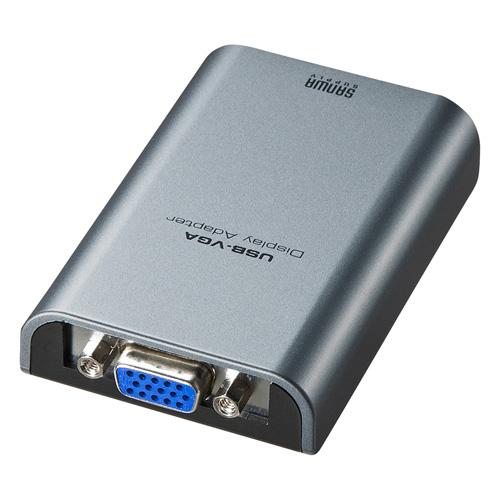 USBディスプレイアダプタ(VGA出力)