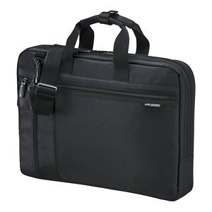 【クリックで詳細表示】【わけあり在庫処分】 3WAYビジネスバッグ(通勤用) BAG-3WAY11BK