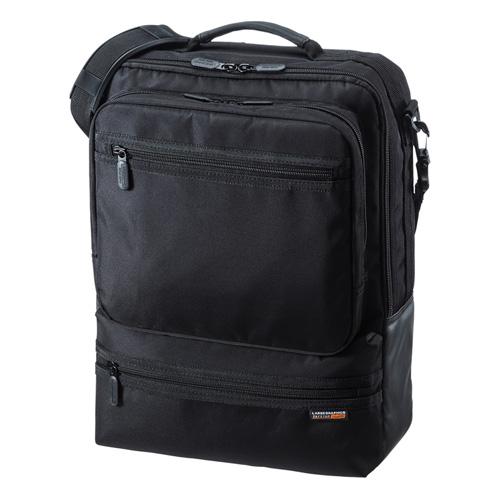 3WAYビジネスバッグ(15.6型ワイド・シングル・タテ型・ブラック)