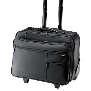 【クリックで詳細表示】PCビジネスキャリーカート BAG-CR3T