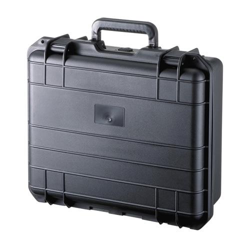 ハードケース(PP樹脂製・密閉ダイヤル・鍵付き・15.6型ワイド対応)