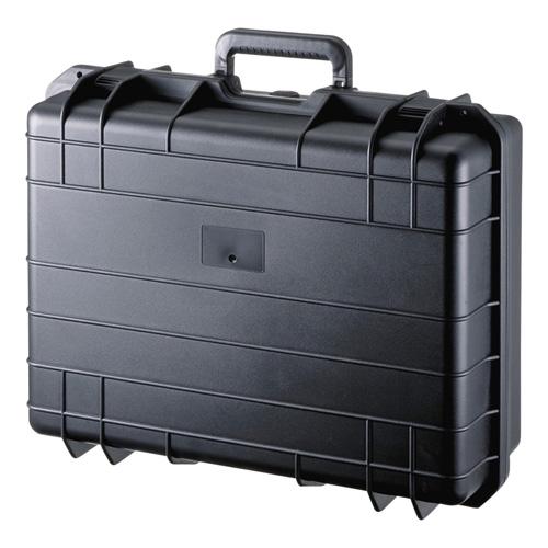 ハードケース(PP樹脂製・密閉ダイヤル・鍵付き・18型ワイド対応)