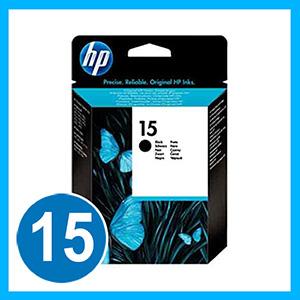 【クリックでお店のこの商品のページへ】HP プリントカートリッジ hp15【返品不可】 C6615DA003