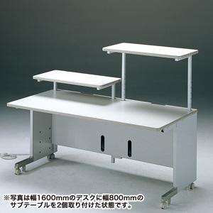 【クリックでお店のこの商品のページへ】サブテーブル(CAI-128H用) CAI-S06