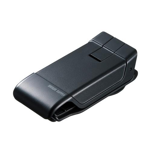 車載ホルダー(強力ゲル吸盤・クリップ型・ダッシュボード取付)