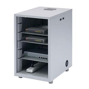 NAS・HDD・ネットワーク機器収納ボックス NAS・HDD・ネットワーク機器収納ボックスCP