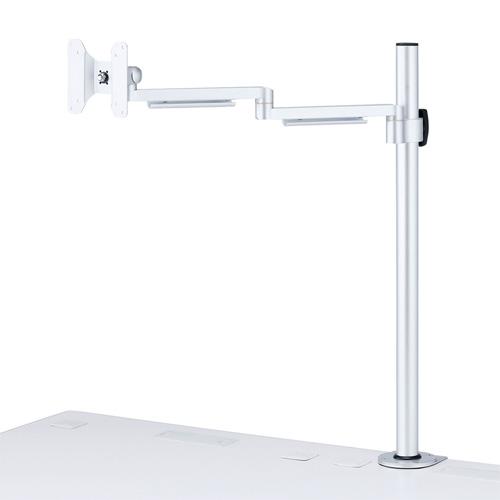 水平多関節液晶モニタアーム(H700mm・1面)