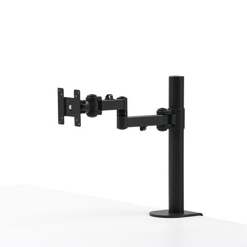 【期間限定価格】水平多関節モニタアーム(高耐荷重・20kgまで・H500)