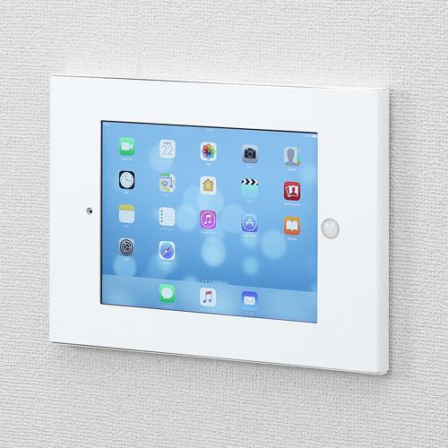iPad VESA対応ボックス(iPad第2~第4世代・iPad Air・Air2・9.7インチiPad Pro・9.7インチ iPad(2017))