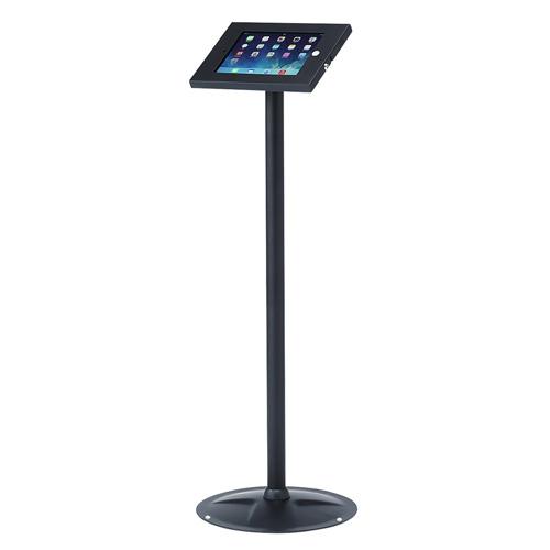 iPadフロアスタンド(セキュリティボックス付き)