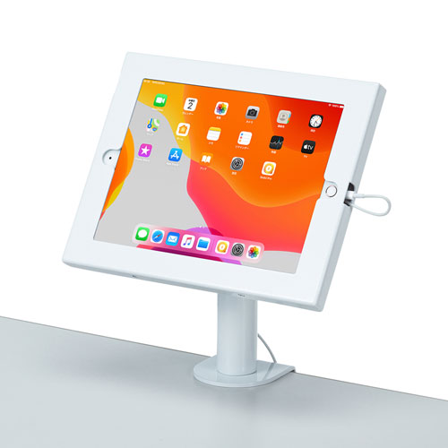 10.2iPad卓上スタンド(クランプ式)
