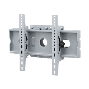【クリックで詳細表示】液晶・プラズマテレビ対応上下左右調整壁掛け金具(20型~32型対応) CR-PLKG2