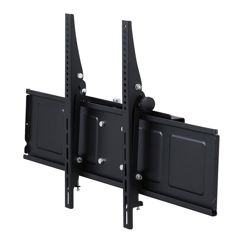 液晶・プラズマディスプレイ用アーム式壁掛け金具(55?84型・耐荷重50kg) サンワダイレクト サンワサプライ CR-PLKG9