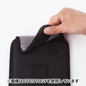 �^�u���b�gPC�P�[�X 7�C���`�Ή��iCocoon Hand Held Tablet Case 7 �E�u���b�N�j