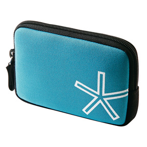【クリックでお店のこの商品のページへ】コンパクトマルチケース(Lサイズ・ブルー) DG-BGM2BL