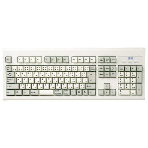 キーボード防塵カバー(NEC MATE用 PS/2 109キーボード用)