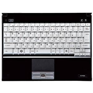 ノート用キーボード防塵カバー(東芝 dynabook NXシリーズ対応) FA-NDYNX