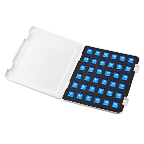 メモリーカードファイルケース(SDカード用)
