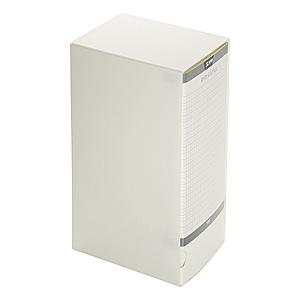 【クリックで詳細表示】ファイル型DVD・CDケース(120枚収納・ホワイト) FCD-12004WH