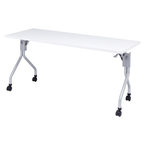 折りたたみ式テーブル(幅1500×奥行き600mm)