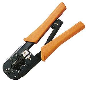 かしめ工具(ラチェット付き)