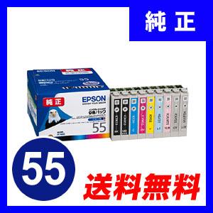 【クリックでお店のこの商品のページへ】エプソン インクカートリッジ IC9CL55【返品不可】 IC9CL55