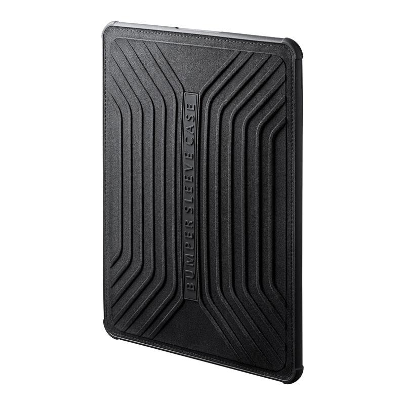 MacBook Airバンパーケース(13インチ専用・ブラック) サンワダイレクト サンワサプライ IN-BMACA1301BK