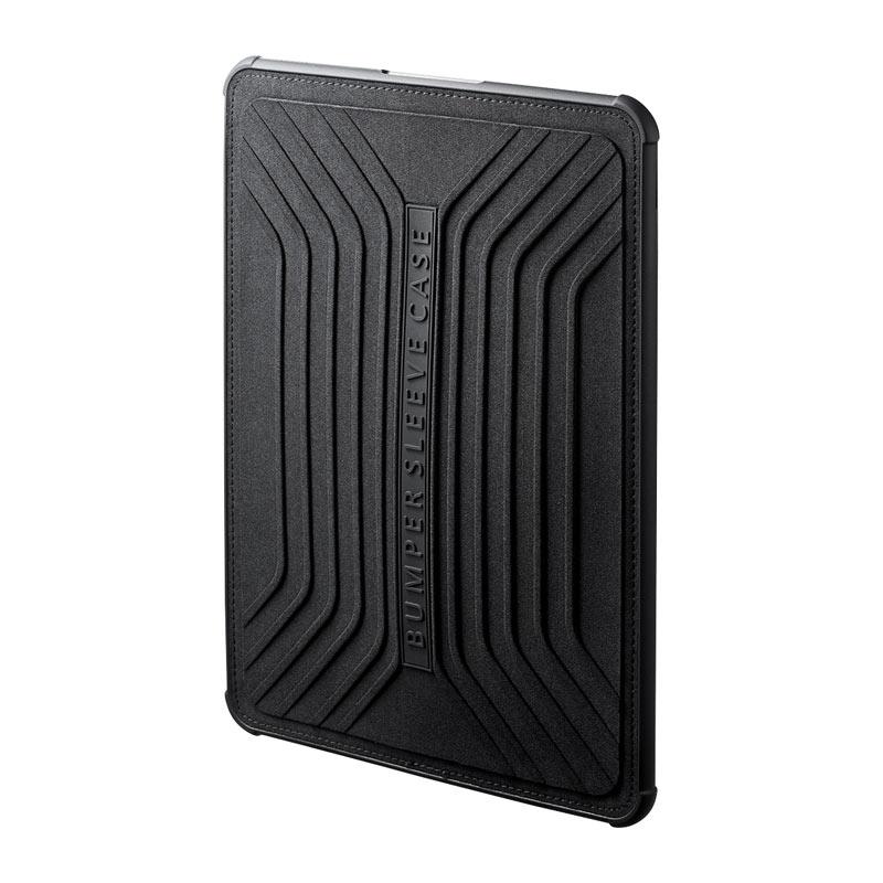 MacBook Proバンパーケース(13インチ専用・ブラック) サンワダイレクト サンワサプライ IN-BMACPR1301BK