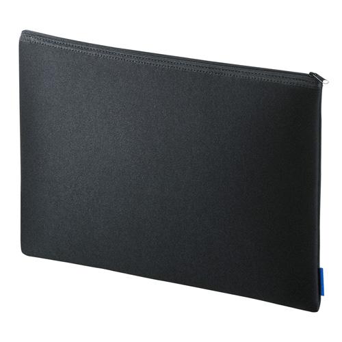マルチクッションケース(13.3型対応・ブラック)
