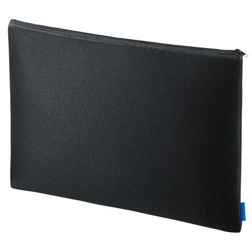 マルチクッションケース(15.6型対応・ブラック)
