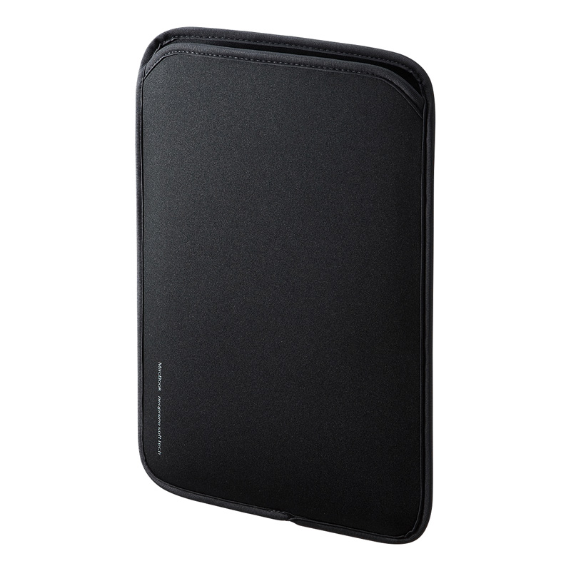 Mac Book Pro 13インチ用インナーケース(ブラック) サンワダイレクト サンワサプライ IN-MACPR13BK