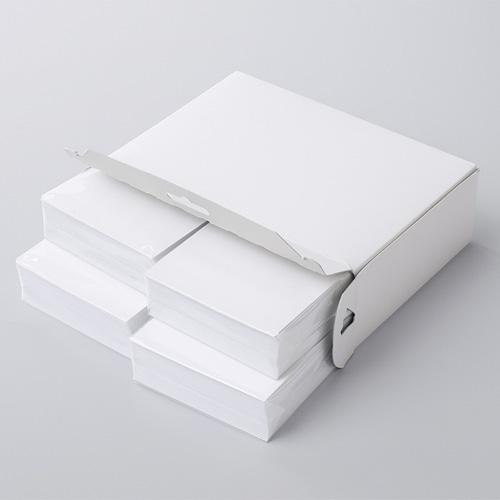 【わけあり在庫処分】インクジェット写真印画紙(特厚・L判・400シート)