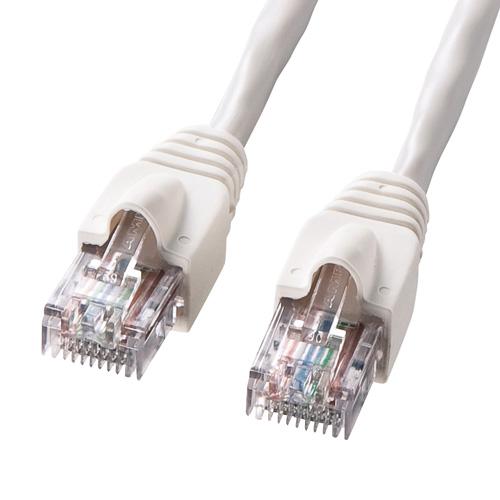 UTPエンハンスドカテゴリ5ハイグレード単線ケーブル(50m・ホワイト)